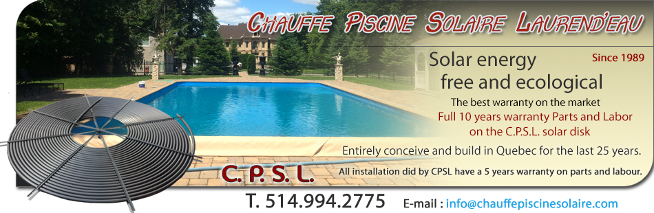 Solar pool heater and solar pool heating systems